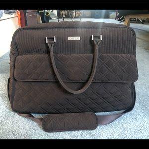 "Vera Bradley ""Grand Traveler"" Weekender Travel Bag"